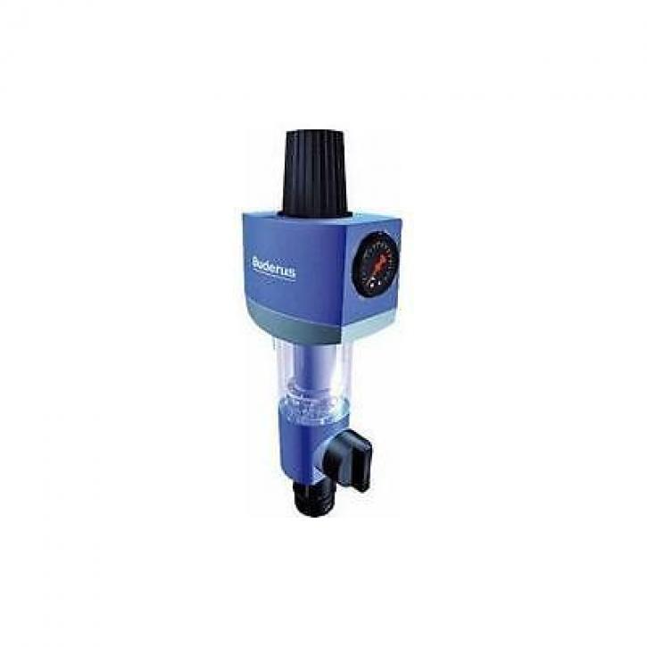 Buderus Logafix Feinfilter Rückspülfilter Hauswasserfilter Wasseraufbereiter
