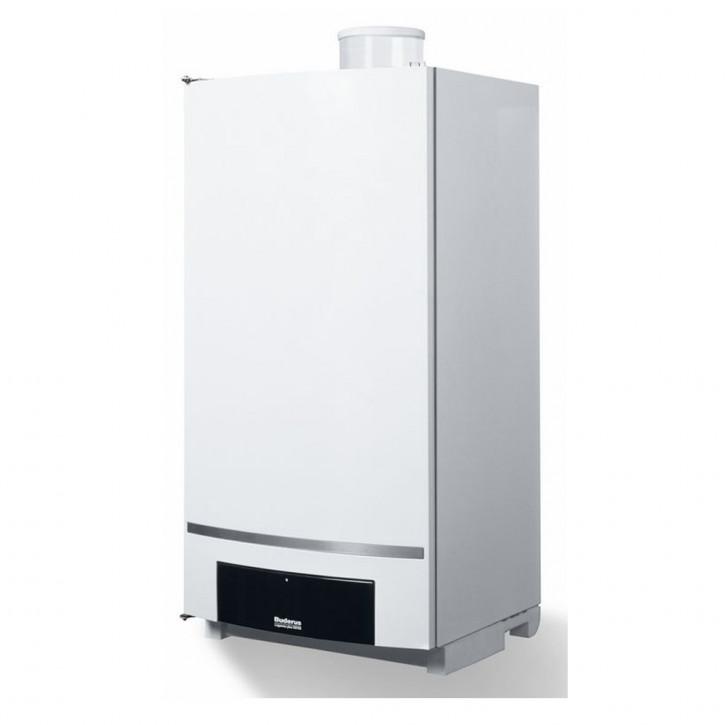 Buderus Logamax plus GB162 Gas Brennwert Heizung 50 70 85 100 kW Brennwertgerät