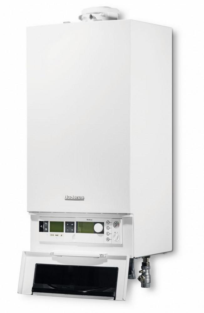 Buderus Logamax plus GB172 Gas Brennwert Therme 14 20 24 kW, Kombi, T50 Speicher