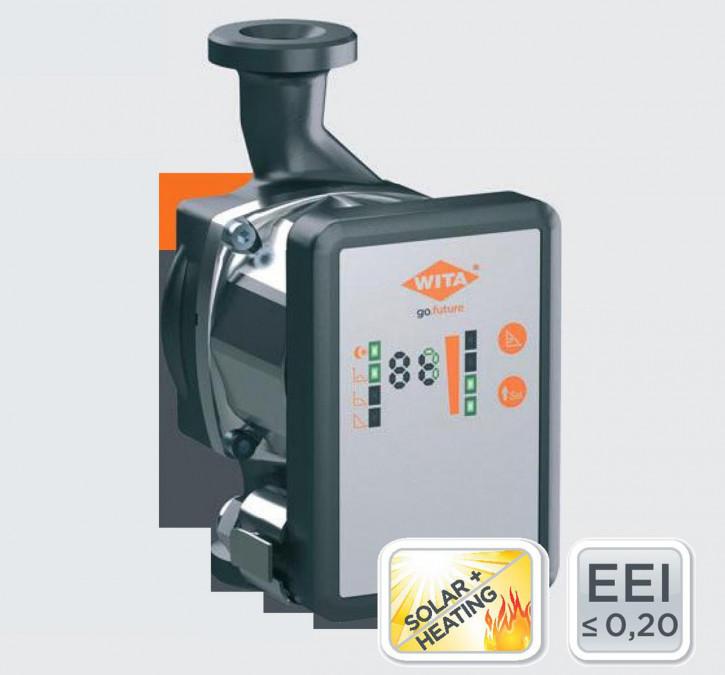 Wita Hocheffizienzpumpe go future 2 LED wählbar 40-60 PWM DN BL 110 130 180 4-6m