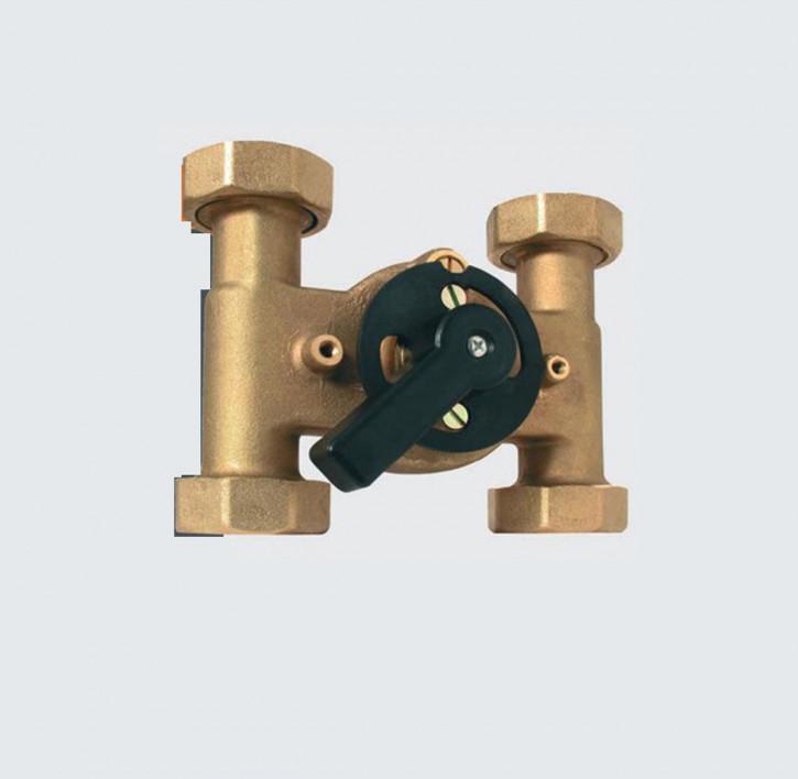 Wita Mischer H6 / H10 Warmwasser Fußbodenheizung 3-Wege / 4-Wege 120mm / 125mm