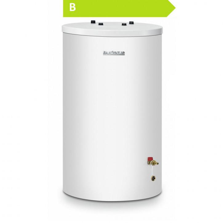 Buderus Logalux Speicher S120 Warmwasserspeicher Standspeicher weiss S120/5W neu
