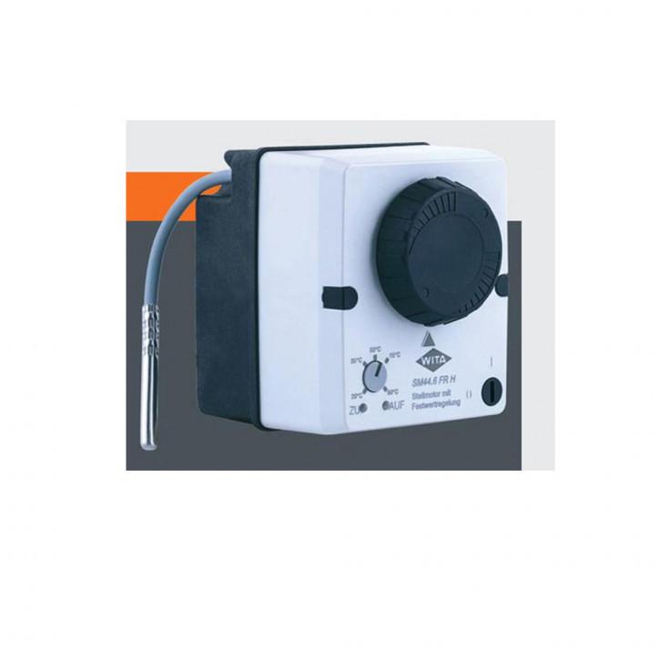 Wita Stellmotor SM 44.6 / 44.10 FR H Festwertregler für Vorlauf Heizsystem