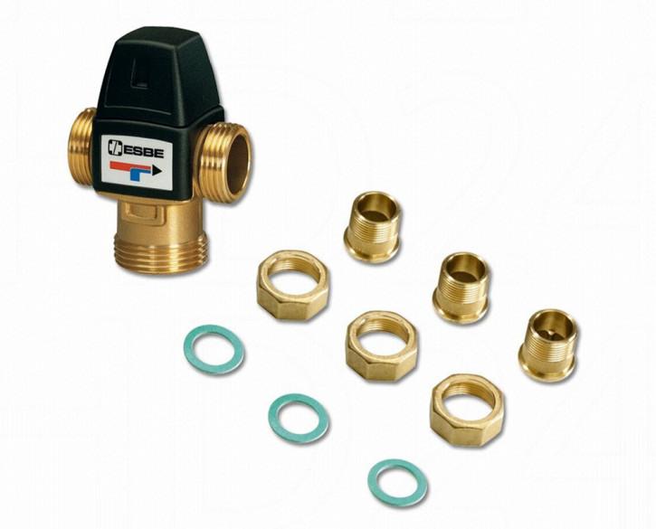 Buderus Trinkwassermischer TWM DN20 Verbrühungsschutz Warmwassermischer