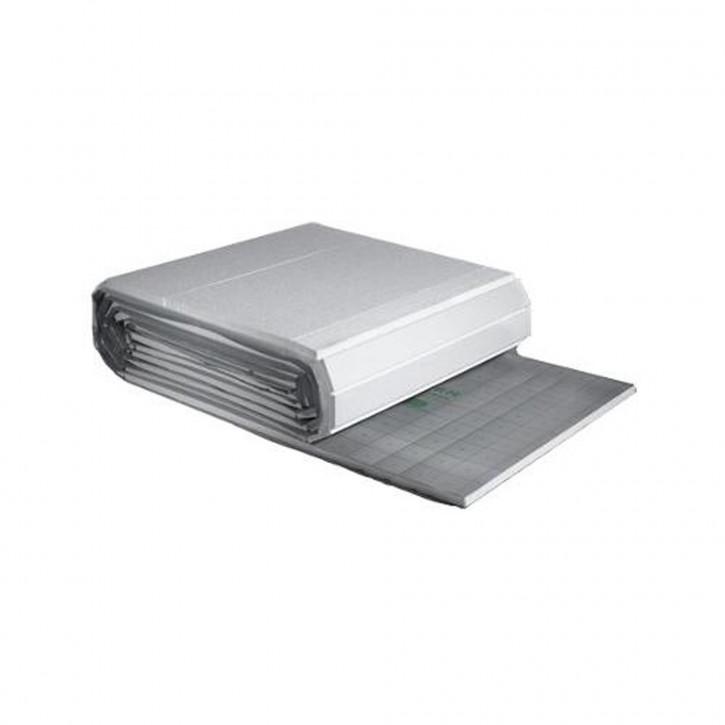 Empur Tackerplatte Turbo-Cube 12m²  EPS-DES Fußbodenheizung PUR-THERM WLS045 B1
