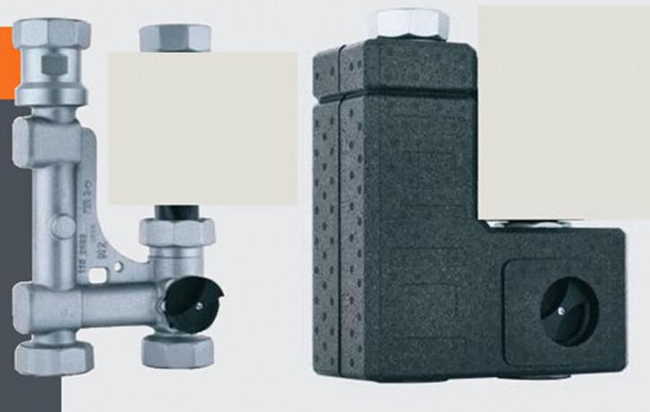 Wita Heizkreisgruppe UNI-Compact Achsabstand 125 mm / DN 25 / 32  links / rechts