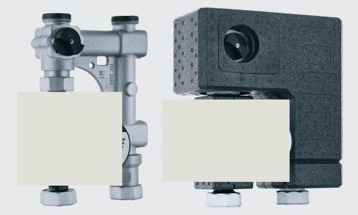 Wita Rücklaufanhebung UNI-Compact Achsabstand 125 mm / DN 25 / 32 links / rechts