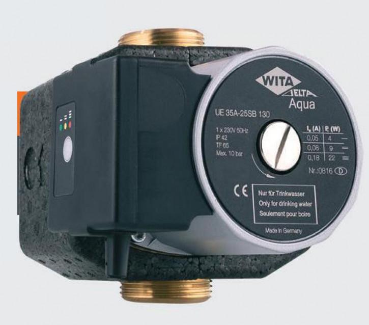 WITA Delta Aqua UE35A UE55A Zirkulationspumpe Trinkwasserpumpe Brauchwasserpumpe