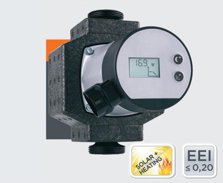 WITA Pumpe Delta HE35 HE55 LCD Hocheffizienzpumpe Heizungspumpe Solarpumpe 4-6m