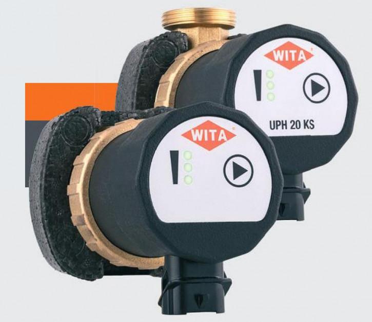 WITA Trinkwasserpumpe UPH15 UPH20-KS Zirkulationspumpe Brauchwasserpumpe 65/110