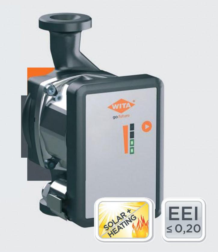 Wita Hocheffizienzpumpe go future 2 Light LED Heizungspumpe Solarpumpe auch PWM