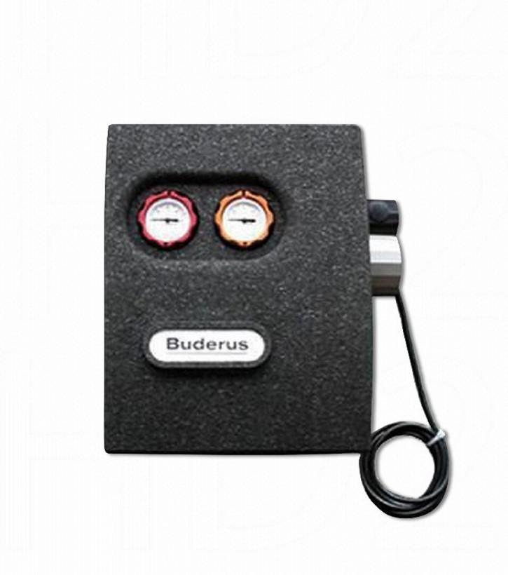 Buderus Warmwassermischer mit Zirkulationspumpe Thermostatische Mischgruppe