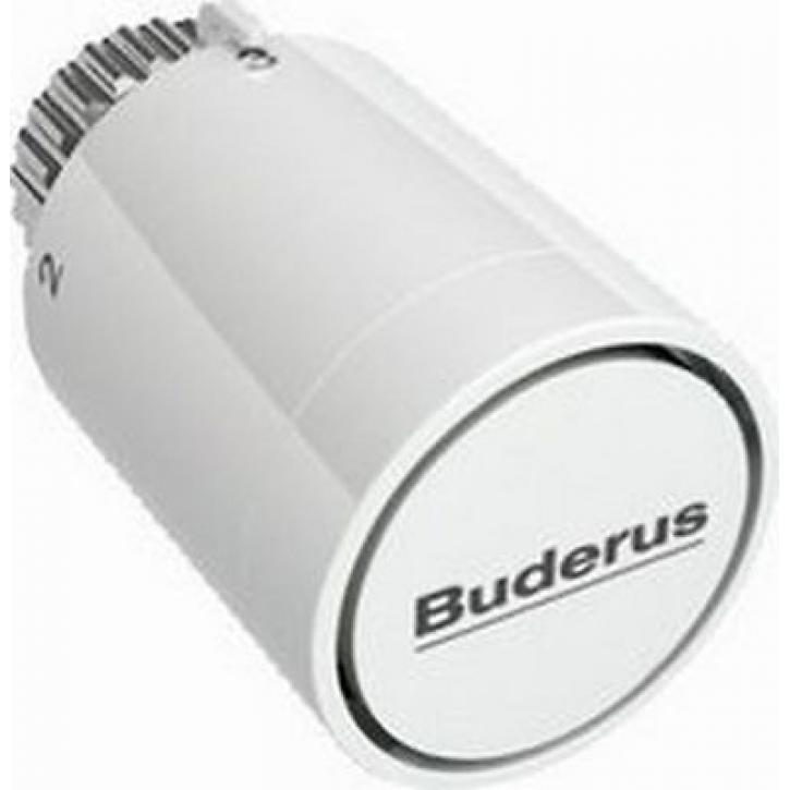 Buderus Logafix Thermostatkopf für Heizkörper BD-W0, BD1-W0, BH-W0, BH1-W0